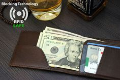 Highest quality leather minimalist wallet || RFID safe Amstaff Wallet S is a cash friendly minimalist wallet made of highest quality Italian leather. Designed to be with you everywhere.