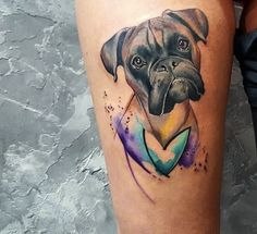 15 Boxer Dog Tattoos For Men and Women & PetPress Source by kristinaodyag The post 15 Boxer Dog Tattoos For Men and Women Boxer Dog Tattoo, Dog Tattoos, Cute Tattoos For Women, Tattoos For Guys, Boxer Love, Dog Love, Dog Birthday Wishes, Boxer Dog Quotes, Soft Dog Treats