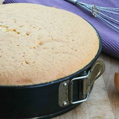RICETTA PAN DI SPAGNA INFALLIBILE ricetta della nonna base torta