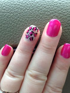69 Best Leopard Nail Art images in 2014 | Leopard nails