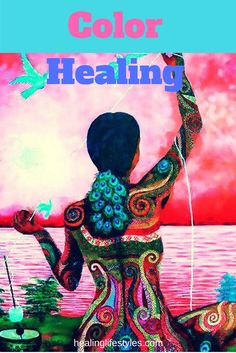 Color Healing: Restoring Balance Through Intensive Color therapy