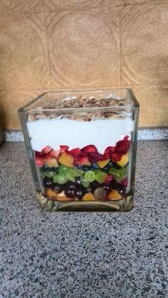 Süßer Schichtsalat 2