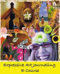 100 Art Therapy Exercises - Creative Healing for Women (this site has some creative artistic projects to do...even if you don't need to do it for therapy)