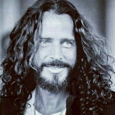 The Man, The Musician, The most beautiful Soul that will never die. ♥️#chriscornell
