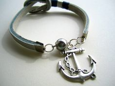 Make Your Own Bracelet Anchor