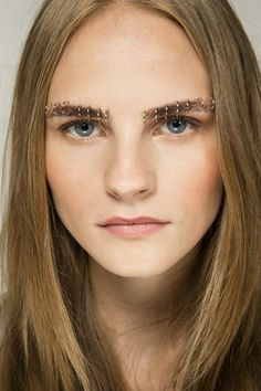 Spring/Summer 2015: Backstage Beauty - Rodarte