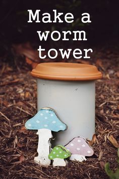 Inspired by a Book: Worm Towers! - Children's Books Daily... » Children's Books Daily...