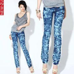 Women Fashion | Cheap Jeans For Women Pleated Pants,Plus Size Trousers Women Clothing ...