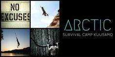 Voita itsesi ja tee jotain mitä et aiemmin ole kuvitellut tekeväsi! Elämänmittaiset hyödyt! Tilaavalle asiakasyritykselle tätä kautta entistä motivoituneempia ja työnsä paremmin tekeviä, kokonaisvaltaisesti hyvin voivia henkilöitä. Kaikki voittaa! Tilaa vaikka koko henkilökunnalle yhdessä tai useammassa erässä. Lisätiedot ja varaukset: mail@brivatum.com/050-600 33 www.brivatum.com #arcticsurvivalcamp #survivalcamp# survival #kuusamo #seikkailu #elämys #elämykset