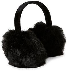 surell Faux Fur Earmuff #hat #womens