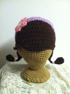 Doc McStuffins Hat by DebraDoodles on Etsy, $20.00
