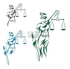 lady justice tattoo - Google Search More