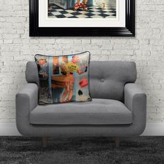 Shop online Sex Pistols Merchandise Uk And Gifts And Stuff Save The Queen, Home Accessories, Cool Stuff, Stuff To Buy, Love Seat, Cushions, Fancy, Couch, Brainstorm