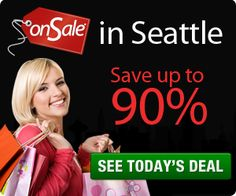 www.OnSale.com Daily Deal Coupon site SEATTLE