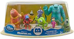 #Disney / #Pixar 3MONSTERS INC. Movie Exclusive 7 Piece Deluxe PVC Figurine Set: Toys & Games   #MonsterInc  |  Shop Santas Year Around Toy Shop | Best Christmas Gifts | Buy gifts for kids | #Santas_Toy_Shop #Thor #marvel #Christmasgifts #kidstoys #toys #Christmas_2013 #apparelgifts #boystees #girlstees  #xbox360 #videogames #kidsmovies #greatgifts #bestgifts #Thor #boys_toys #boardgames #Disney  |   http://www.santasyeararoundtoyshop.com