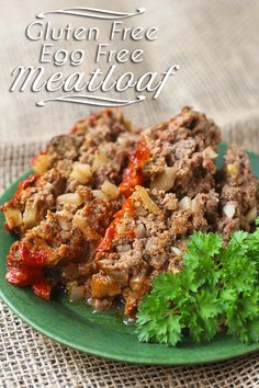 Recipes eggless meatloaf