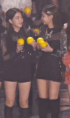 Jennie and Yeri