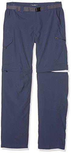 7a0e9d21 Amazon.com : Columbia Men's Silver Ridge Convertible Pants : Sports &  Outdoors