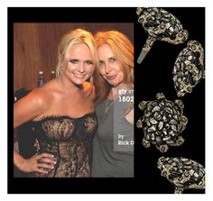 America's sweetheart and country starlet Miranda Lambert wore a fierce ring by L' Dezen Jewellery tonight at the 7th Annual ACM Honors.
