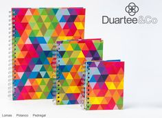 Libretas Stationary Print Big