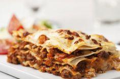 #Lasagna so great, you'll turn into Garfield.