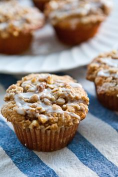 Recipe: Coffee Cake Muffins — But First, Breakfast! | The Kitchn