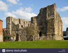 Image result for castle ruins norman