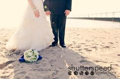 Shutter Speed Productions #Beach #Wedding #Photography