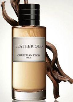 La Collection Couturier Parfumeur Leather Oud Dior for men
