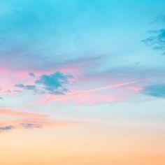 Pretty Pastel Clouds