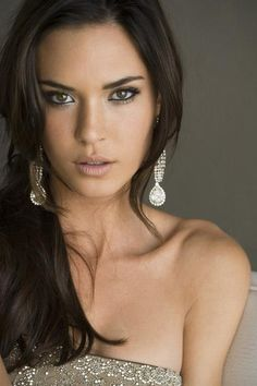 Sara Jane Walker--she's a beautiful woman but has a sassy Latina attitude when angered