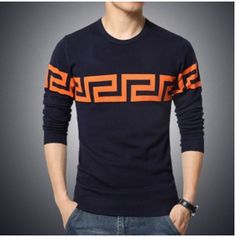 Sweater Men Casual Sweaters Mens O-Neck Knit Warm Pullover masculino sueter Pull homme jersey Plus size Male Polo Sweater Mens Winter Sweaters, Casual Sweaters, Casual Shirts, Warm Sweaters, Striped Sweaters, Polo Sweater, Men Sweater, Moda Plus Size, Adidas