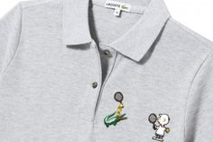 A Closer Look at the 'Peanuts' x Lacoste Capsule Collection | Highsnobiety