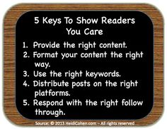 5 Ways To Get Readers To Give A Damn About Your Blog