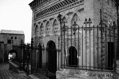 Crisol de culturas... Toledo Monumental es toda una invitación a descubrir el Patrimonio más auténtico de la Historia toledana. En la imagen, la Mezquita del Cristo de la Luz...