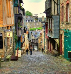 Brittany, France - One of my favorite places in the world.
