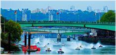 Grand Prix, Powerboat Racing, Rouen, Power Boats, Marina Bay Sands, Building, Free, Travel, Motorboat