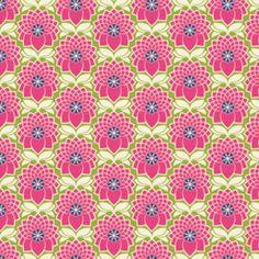 chair pads    Joel Dewberry - Heirloom - Chrysanthemum in Chrysanthemum