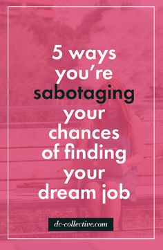 Finding your next job is not an easy task. Does this story sound familiar? You've spent hours updating your resume, your cover letter is basically the most professional thing you've ever written and you've applied for so many jobs that t Career Success, Career Change, Career Advice, Change Mindset, Interview Advice, Career Planning, Career Path, Resume Writing Tips, Resume Tips