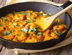 Are you fond of Prawn recipes? Find the different varieties of Prawn recipes like Prawn Curry, Jhinga aur Kumbi Curry, King Prawn Korma and Chili Prawn Gravy etc here at Lekha. Curry Recipes, Fish Recipes, Seafood Recipes, Indian Food Recipes, Paleo Recipes, Asian Recipes, Cooking Recipes, Ethnic Recipes, Thai Prawn Recipes