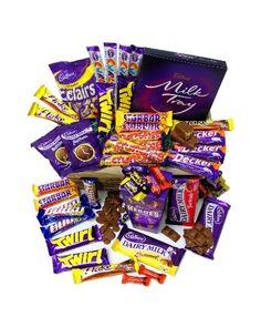 Cadbury Chocolate Basket XL