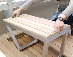 Hidden Deck Furniture | Dustbowl