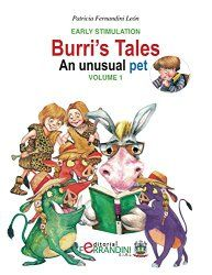 Burri's Tales: An unusual pet: Early Stimulation