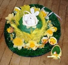 childrens easter bonnets - Google Search