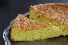 lemon almond cake: A Periodic Table