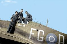 "Hawker Hurricane Mk.IIb,  335th (Greek) Sq,  FG-D  ""HELENE"",  R.H.A.F. ( Royal Hellenic Air Force ). by Markos Danezis"