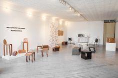Pedro Barrail, paraguaiano, ha studiato arte e architettura all'università di Miami. Tradizione sudamericana e concetti moderni si mischiano nella mostra «Welcome to the Jungle».