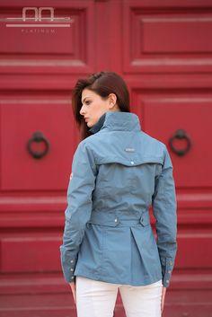 AA Platinum Collection S/S16: Isabella Jacket