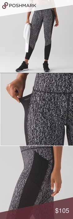Lululemon Fit Physique Tight Full length Size 4 ❤️ BRAND NEW WITH TAGS Size 4   Get ready to turn up the heat. These sweat-wicking tights with added support have Mesh panels for hybrid workouts. Full-On Luon® fabric is four-way stretch and soft against your skin. You can also stash your keys and your cards in the side pockets so you don't lose them during your workout.   ❤️Sweat-Wicking ❤️Four-Way Stretch ❤️Cottony-Soft Handfeel ❤️Quick Recovery ❤️Naturally Breathable  I received these as a…