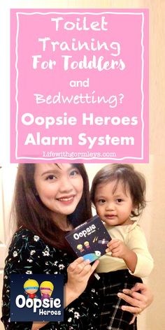 Looking for ways to overcome bedwetting issues or simply finding solutions in toilet training for toddlers? Here is a list of helpful tips. #toilettraining #bedwetting #parenting